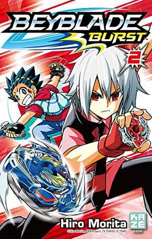 Beyblade Burst Vol. 2