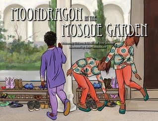 Moondragon in the Mosque Garden