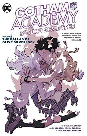 Gotham Academy: Second Semester, Vol. 2