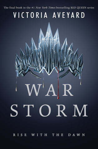 Image result for war storm aveyard