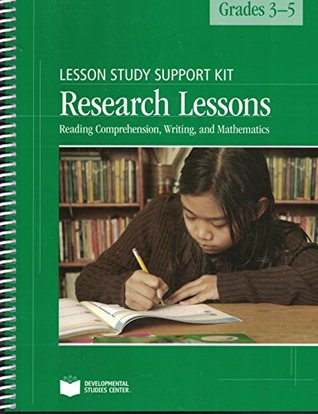 Lesson Study Support Kit Teacher's Kit Grades 3-5 (Featuring 3 books: Owl Moon, Roxaboxen, Baseball Saved Us)