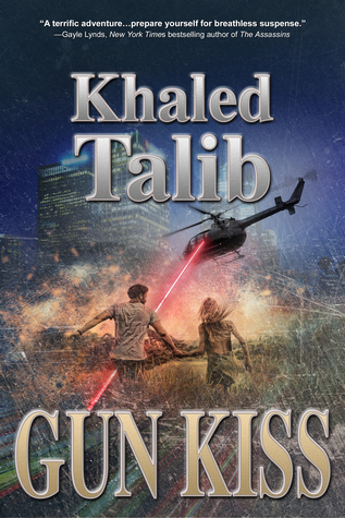 Gun Kiss by Khaled Talib