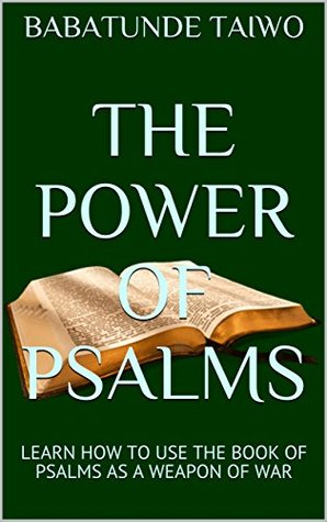 Power Of The Psalms Book