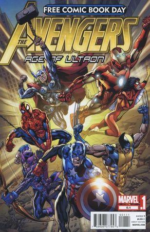 Free Comic Book Day 2012: Avengers