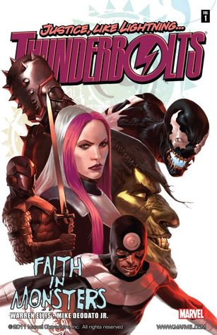 Thunderbolts, Volume 1: Faith in Monsters