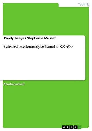 Schwachstellenanalyse Yamaha KX-490