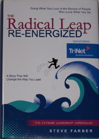 The Radical Leap Re-Energized Special Edition