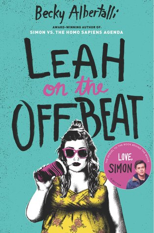 Image result for leah on the offbeat goodreads