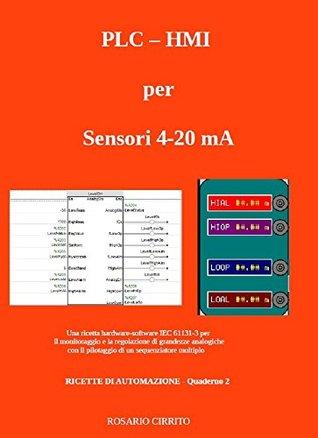 PLC - HMI per Sensori 4-20 mA: Una ricetta hardware-software IEC 61131-3 per il monitoraggio e la regolazione di grandezze analogiche