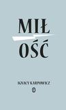 Miłość by Ignacy Karpowicz