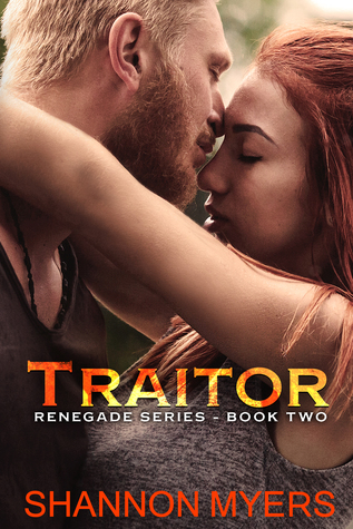 Traitor (Renegade: Book 2)