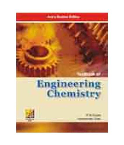 Textbook of Engineering Chemistry, A