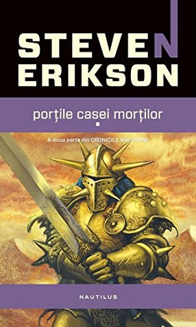 Portile casei mortilor (Cronicile Malazane Book 2)