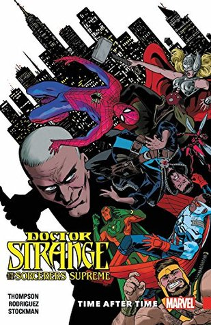 Doctor Strange and the Sorcerers Supreme, Vol. 2: Time After Time
