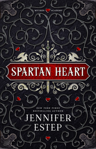 Spartan Heart (Mythos Academy: Colorado #1)