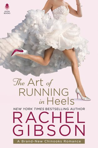 The Art of Running in Heels (Chinooks Hockey Team, #7)