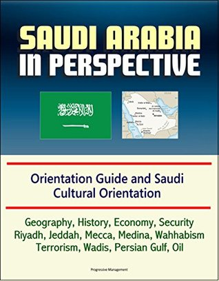 Saudi Arabia in Perspective - Orientation Guide and Saudi Cultural Orientation: Geography, History, Economy, Security, Riyadh, Jeddah, Mecca, Medina, Wahhabism, Terrorism, Wadis, Persian Gulf, Oil
