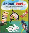 Animal World with Northwest Coast Native Art by Ben Houstie