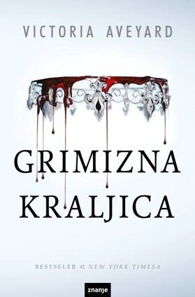 Grimizna kraljica (Red Queen #1)