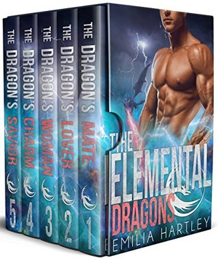 The Elemental Dragons Complete Series: Books 1-5