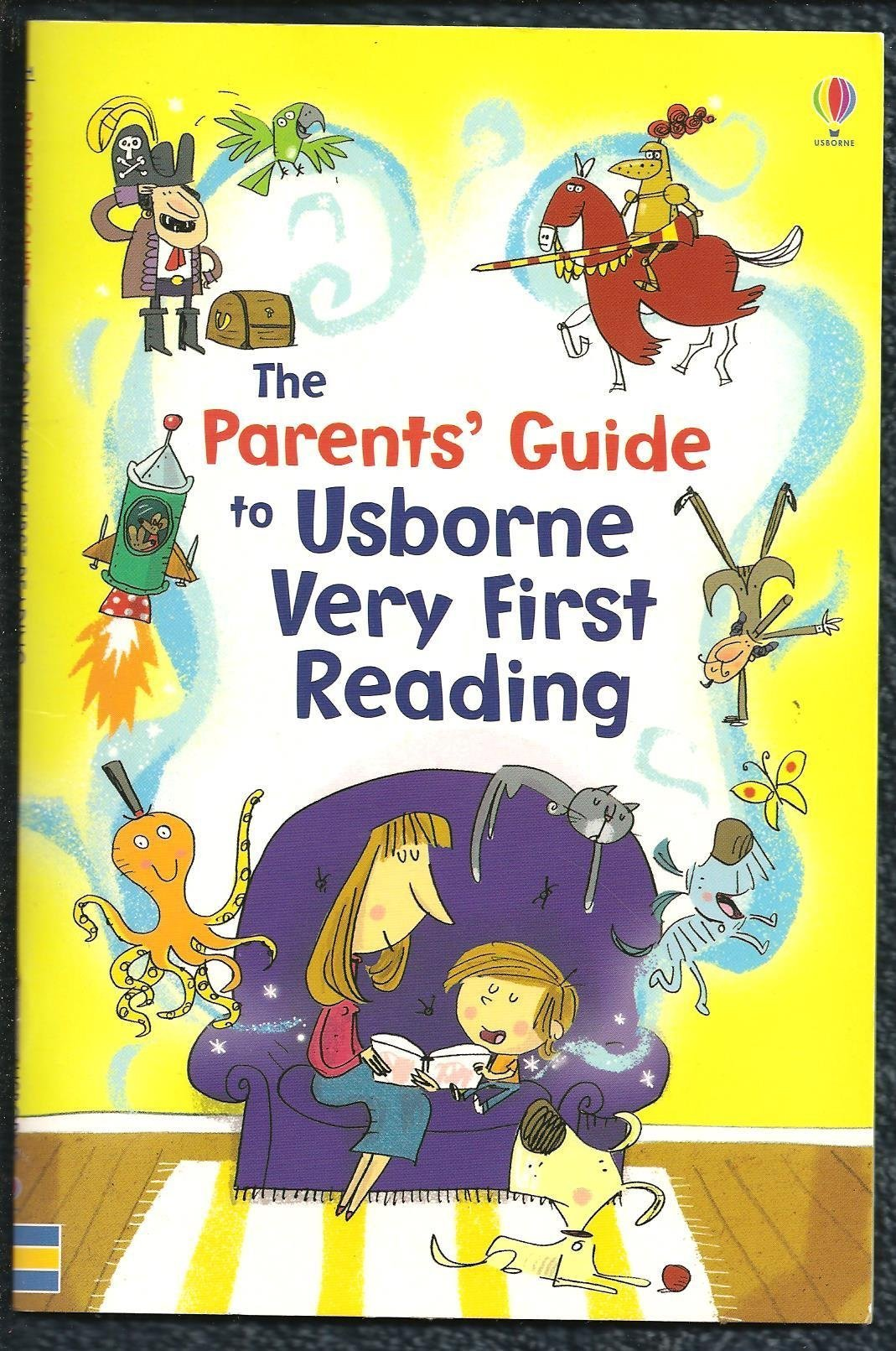 The Parents' Guide to Usborne Very First Reading