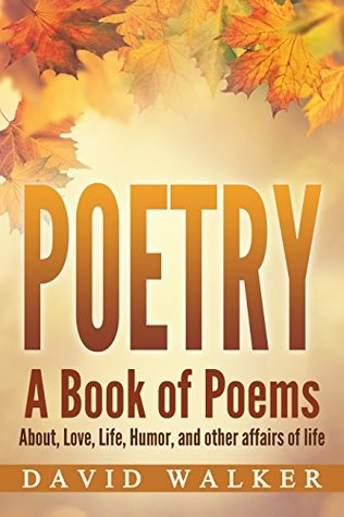 Poetry: A book of poems