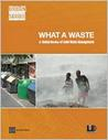 What A Waste: A Global Review of of Soild Waste Management