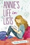 Annie's Life In Lists by Kristin  Mahoney