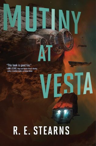 Mutiny at Vesta (Shieldrunner Pirates, #2)