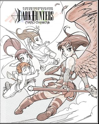 Mikro Chasers (Dark-Hunter Coloring Book)