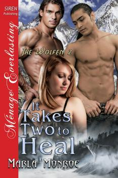 It Takes Two to Heal (The Wolfen, # 2)
