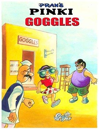 Pinki And Goggles (Diamond Comics Pinki Book 3)