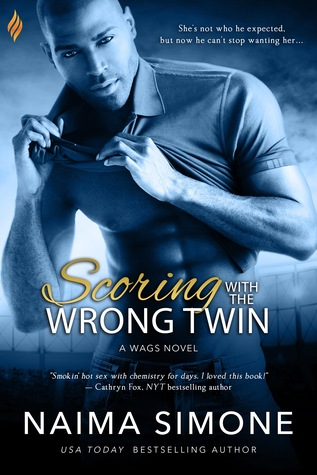Scoring With the Wrong Twin (WAGS, #1)
