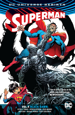 Superman, Volume 4: Black Dawn (Superman (2016) #4)