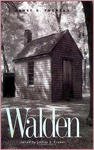 Walden [Norton critical edition] (Annotated)