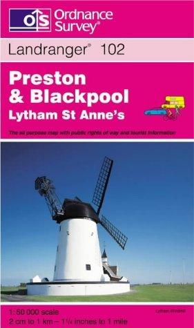 Preston and Blackpool, Lytham St.Anne's