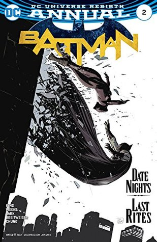 Image result for tom king batman annual 2