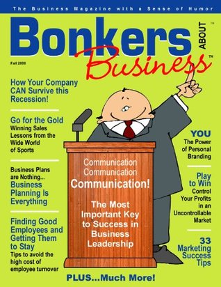 Bonkers About Business Issue 06