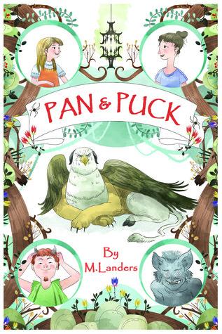 Pan & Puck by M. Landers