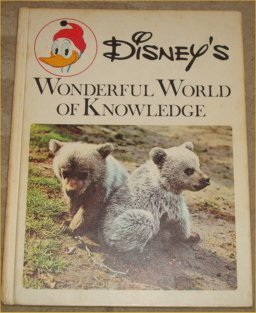 Animals (Disney's Wonderful World of Knowledge #1)