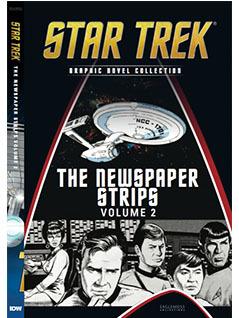 Star Trek: The Newspaper Strips, Volume 2 (Star Trek Graphic Novel Collection, #24)