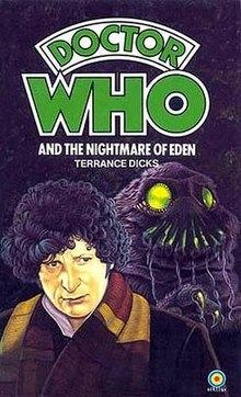Doctor Who and the Nightmare of Eden by Terrance Dicks