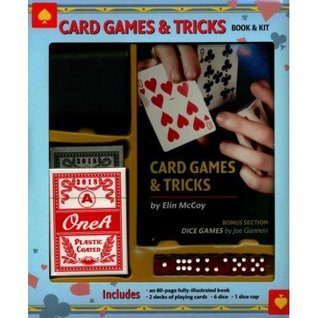 Card Games & Tricks Book & Kit