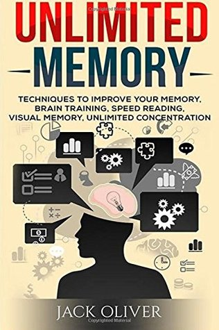 Unlimited Memory: Techniques to Improve Your Memory, Remember What You Want, Brain Training, Speed Reading, Visual Memory