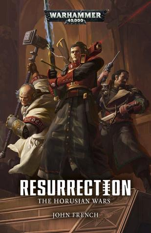 Resurrection (The Horusian Wars #1)