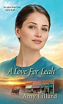 A Love for Leah (Amish of Pontotoc #2)