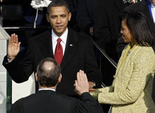 Discorso di insediamento del Presidente Barack Obama