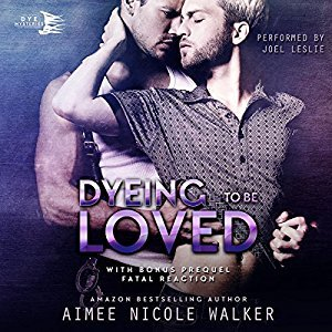 Audio Book Review:  Dyeing to be Loved (Curl Up and Dye Mysteries #1) by Aimee Nicole Walker (Author) & Joel Leslie (Narrator)