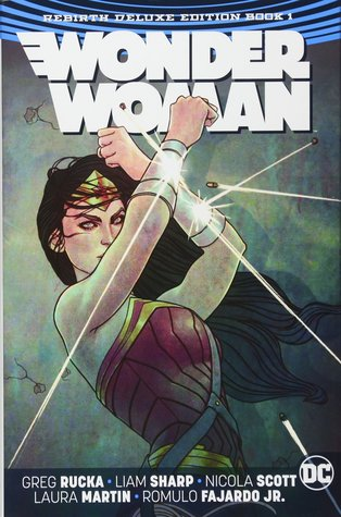 Wonder Woman: Rebirth Deluxe Edition Book 1