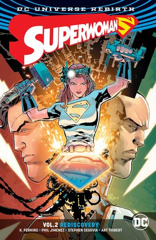 Superwoman Vol. 2: Rediscovery